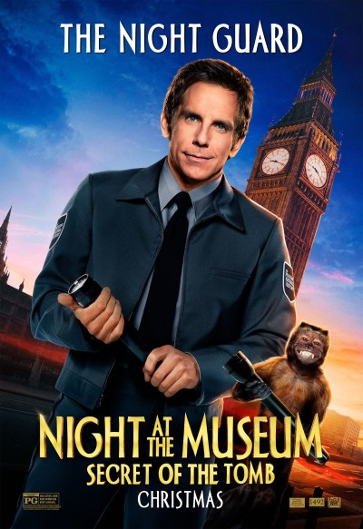 Night at the Museum Secret of the Tomb Poster #20