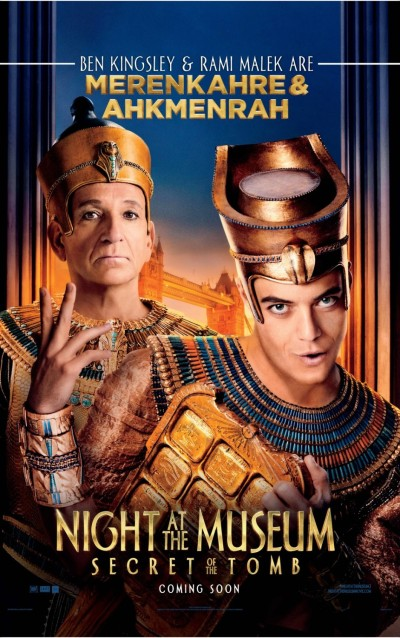 Night at the Museum Secret of the Tomb Poster #4