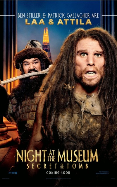 Night at the Museum Secret of the Tomb Poster #6