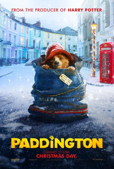 Paddington Bear Poster #4