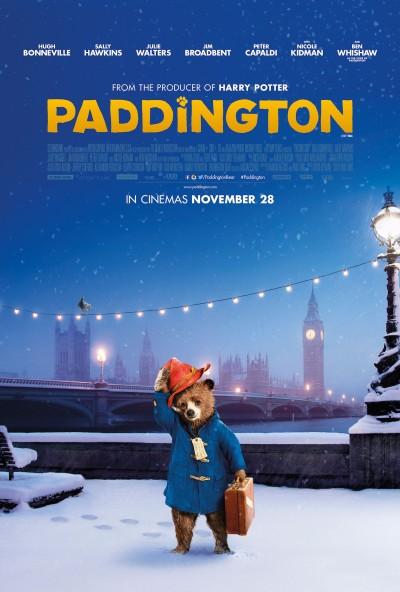 Paddington Bear Poster #6