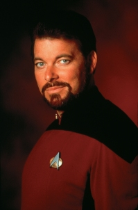 William Riker Poster
