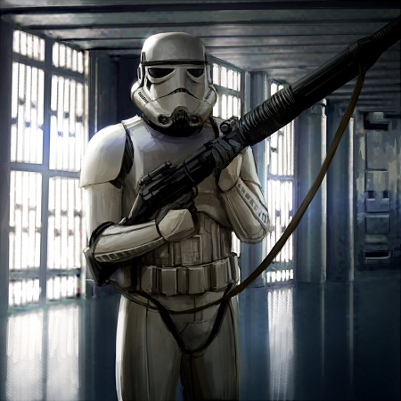 Star Wars Stormtroopers Art #1