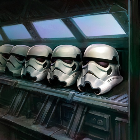 Star Wars Stormtroopers Art #2