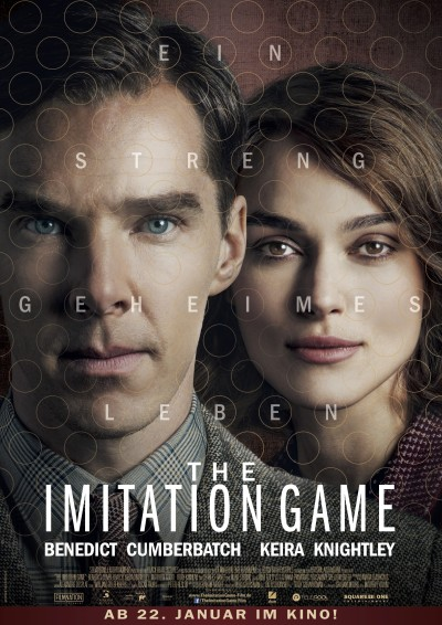 The Imitation Game Poster #6