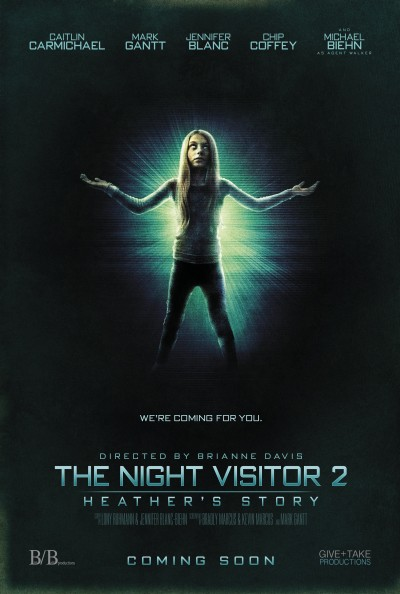 The Night Visitor 2 Heather's Story Poster #1