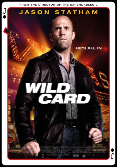 Wild Card Poster #2