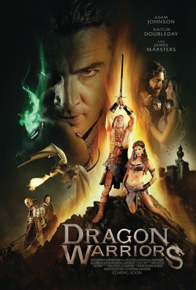 Dragon Warriors Poster