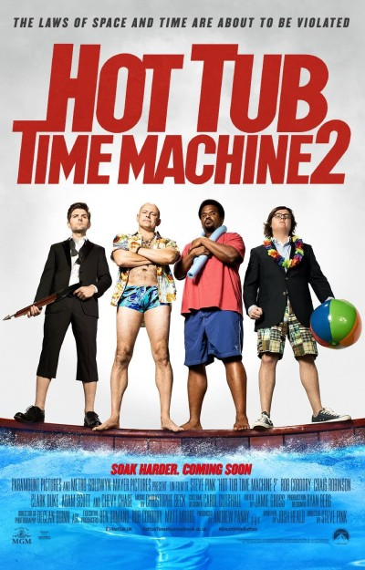 Hot Tub Time Machine 2 Poster #2