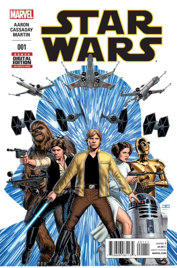 Star Wars #1 Cover 1