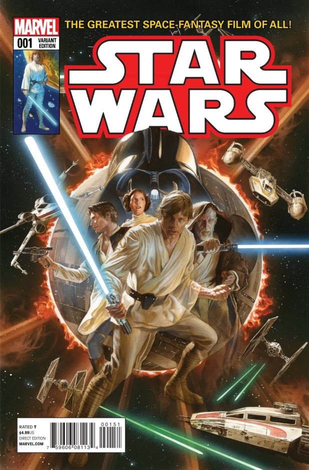 Star Wars #1 Cover 10