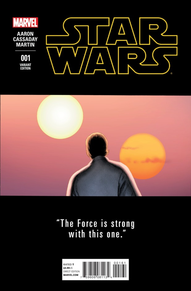 Star Wars #1 Cover 12
