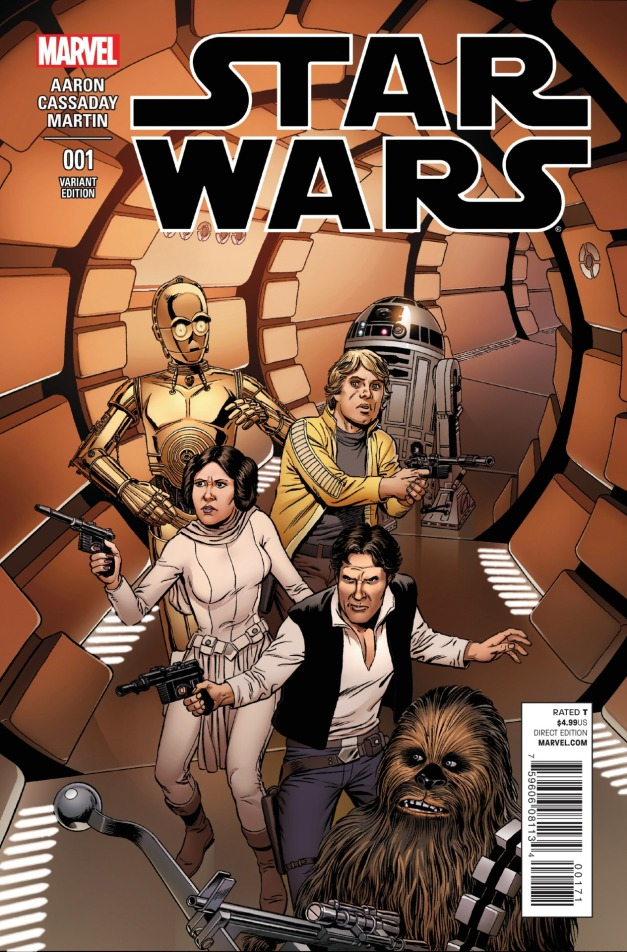 Star Wars #1 Cover 13