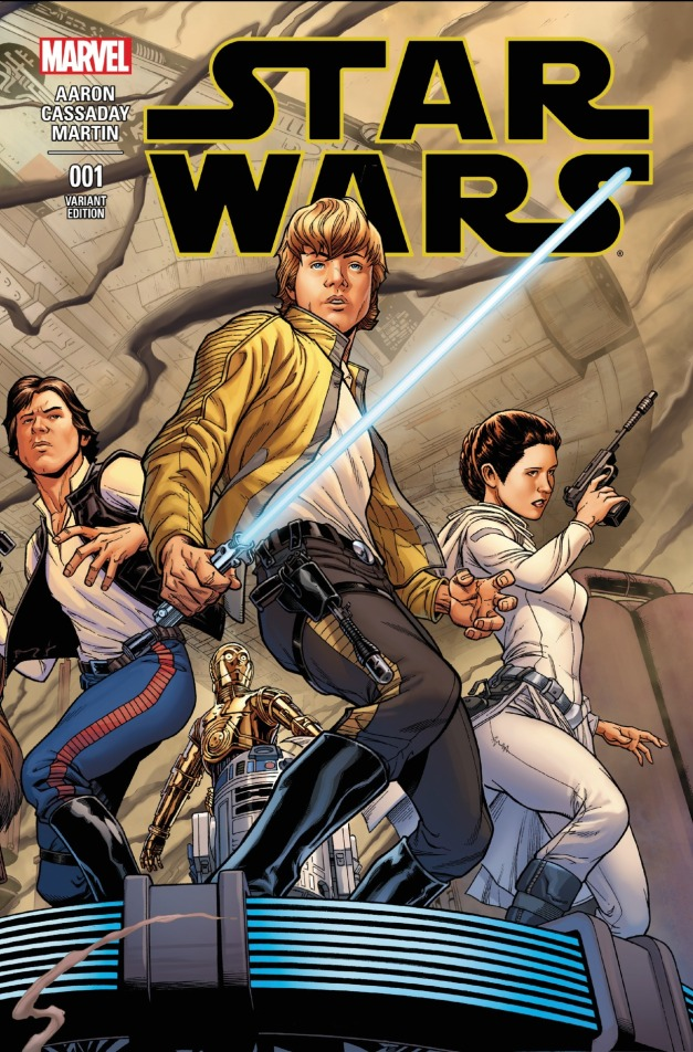 Star Wars #1 Cover 14