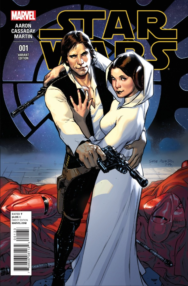 Star Wars #1 Cover 6