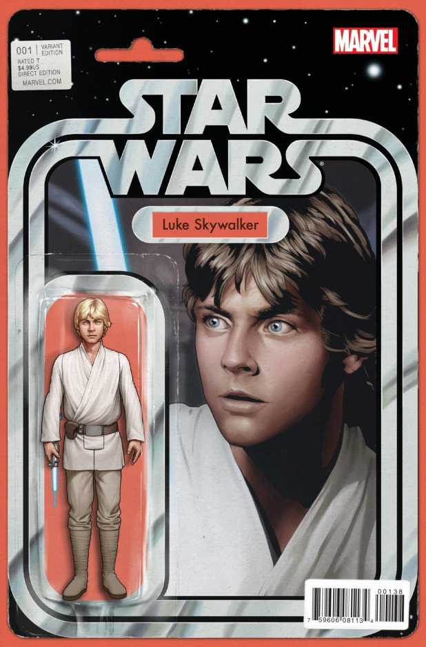 Star Wars #1 Cover 8
