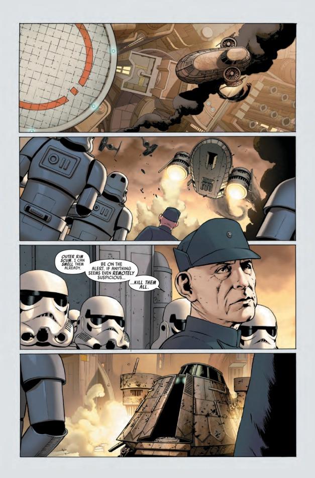 Star Wars #1 Page 1