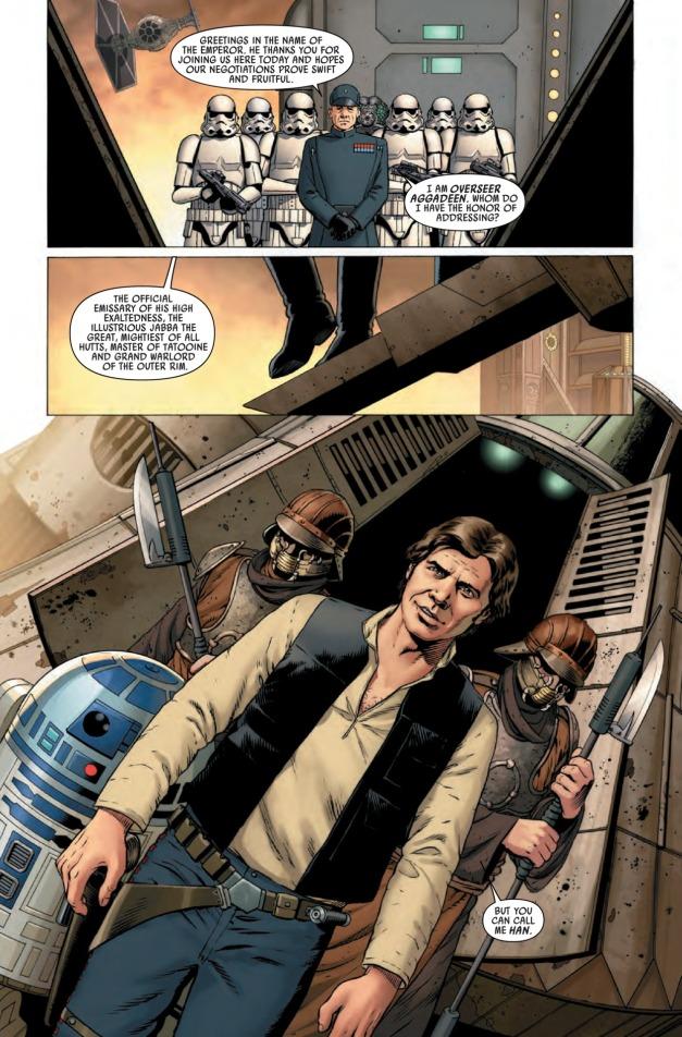 Star Wars #1 Page 2
