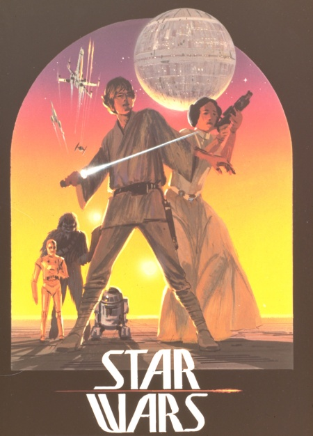 Star Wars RM Poster