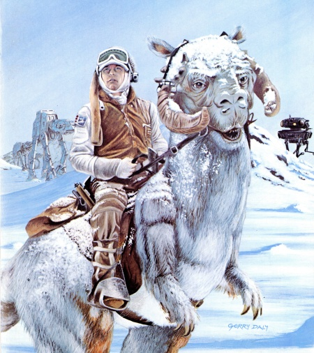 Star Wars Tauntaun #1