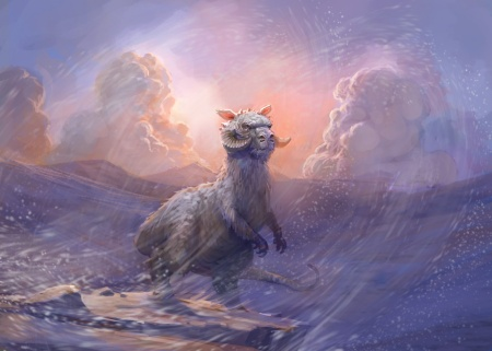 Star Wars Tauntaun #2