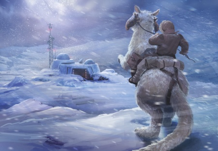 Star Wars Tauntaun #3