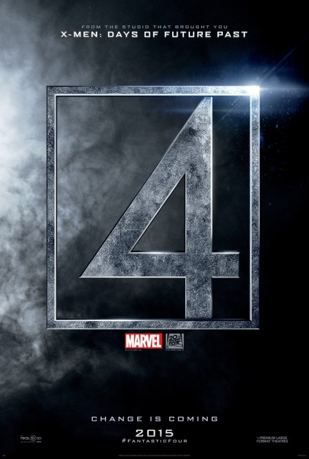 The Fantastic Four Poster #1