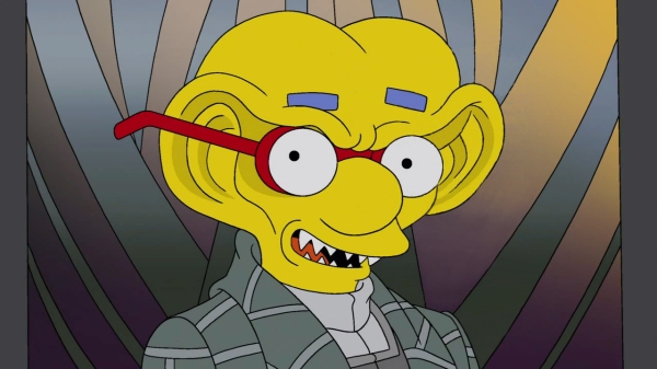 The Simpsons #9 Deep Space 9