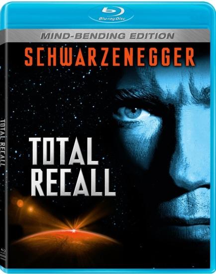Total Recall Blu-ray