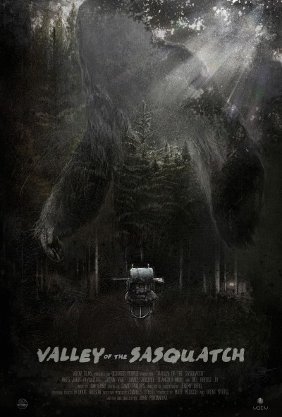 Valley of the Sasquatch Poster #1
