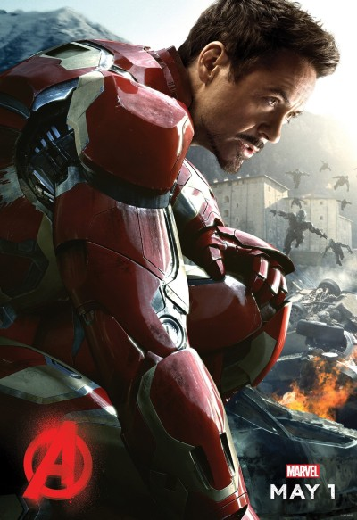 Avengers Age of Ultron Poster #13