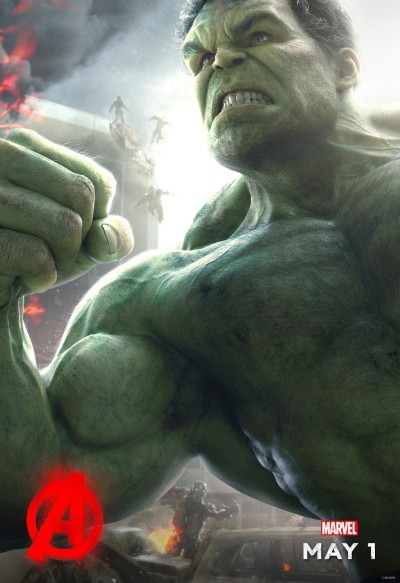 Avengers Age of Ultron Poster #14
