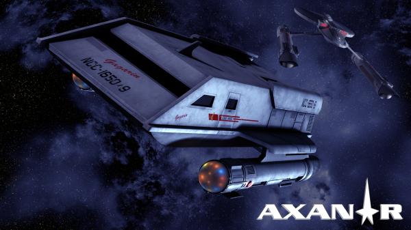 Axanar Image 2 Shuttle