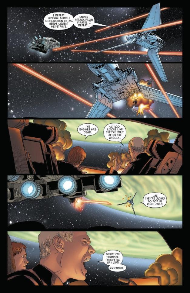 Darth Vader #2 Page 1