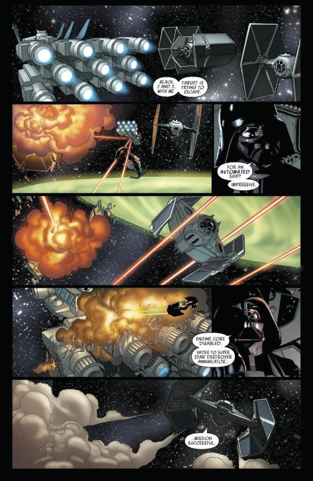 Darth Vader #2 Page 3