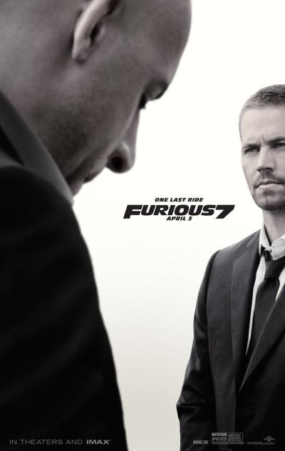 Furious 7 Poster #3