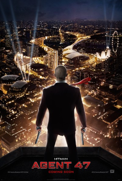 Hitman Agent 47 Poster #1