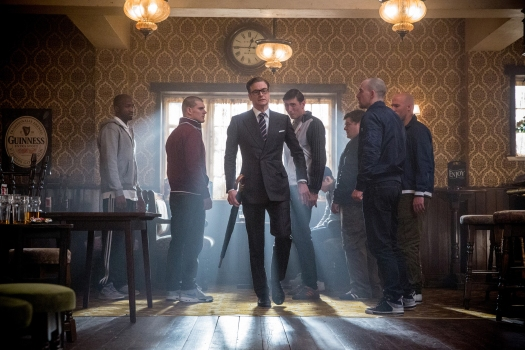 Kingsman The Secret Service Image 1