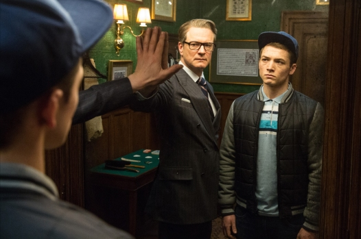 Kingsman The Secret Service Image 2