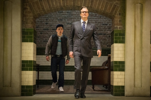 Kingsman The Secret Service Image 5