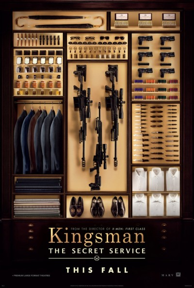 Kingsman The Secret Service Poster #1