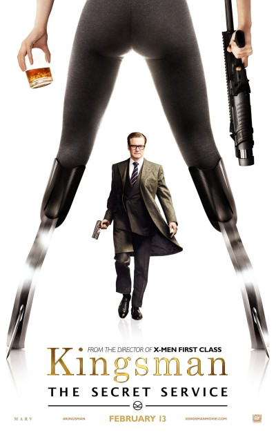 Kingsman The Secret Service Poster #2