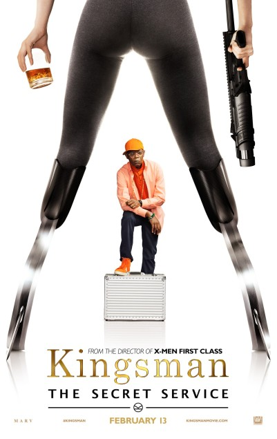 Kingsman The Secret Service Poster #3