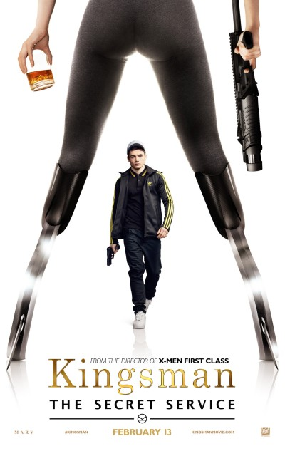 Kingsman The Secret Service Poster #4