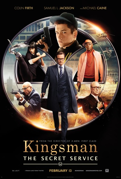Kingsman The Secret Service Poster #7