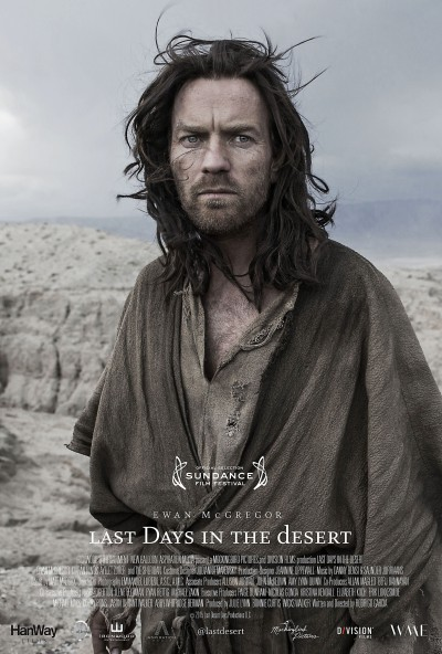 Last Days in the Desert Poster #1