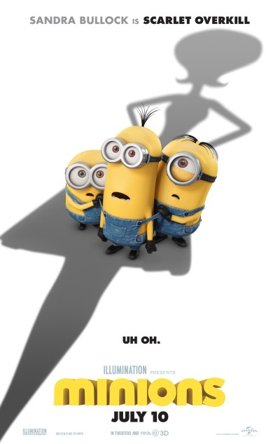 Minions Poster #2