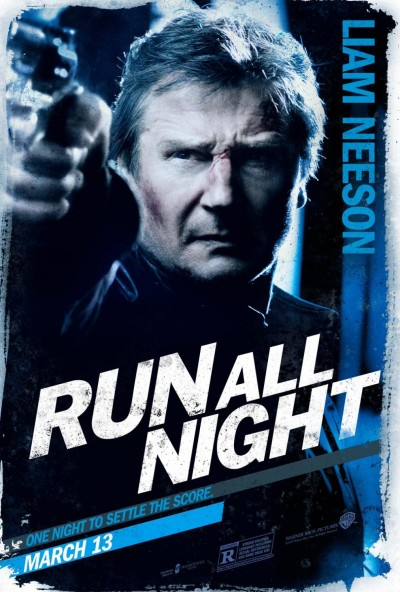 Run All Night Poster #2
