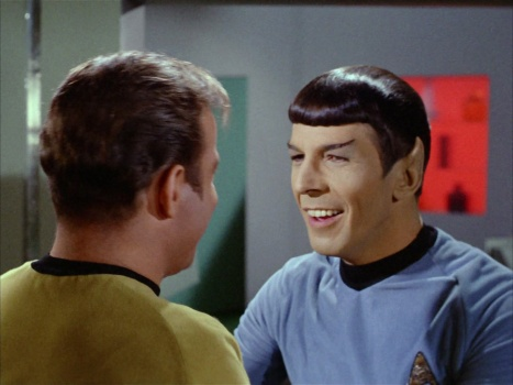 Star Trek TOS Amok Time Image 2