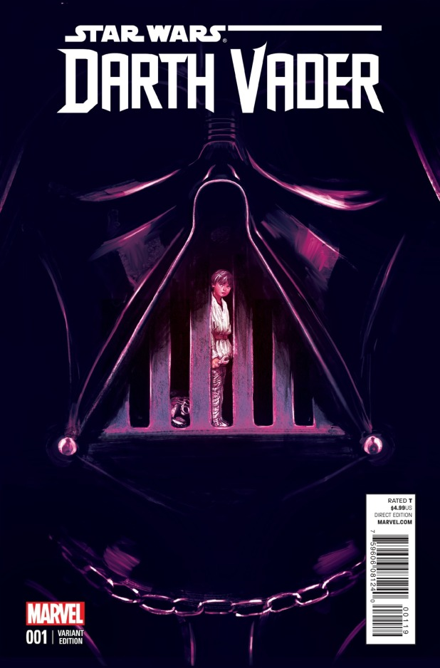 Star Wars Darth Vader #1 Cover 2